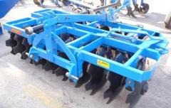 Harrow disk garden heavy BDST-2,5
