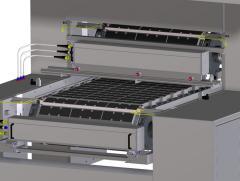 Оборудование для производства вафельных изделий