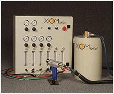 Cистема газопламенного напыления Xiom 1000