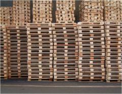 Палети, европалети дървени
