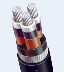Силовой кабель с изоляцией из сшитого полиэтилена