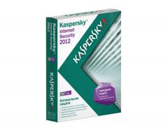 Антивирус Kaspersky Internet Security 2012