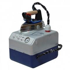 Steam generators with the SILTER iron of Model of