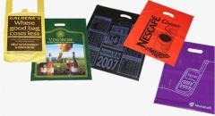 Plastic branded packe