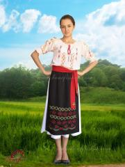 Costum national moldovenesc  - J 0002