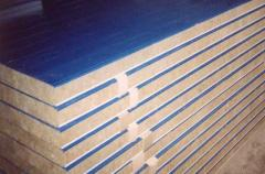 Sandwich panel in Moldova