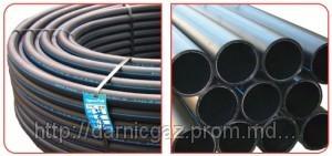 Трубы для газа, воды и канализаций