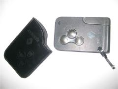 Чехол из натуральной кожи для авто ключа