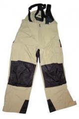 Pantaloni si semisalopete de munca