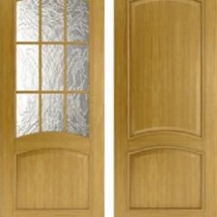 Двери шпонированные в Кишинев Молдова
