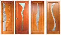Двери из массива под заказ в Молдове