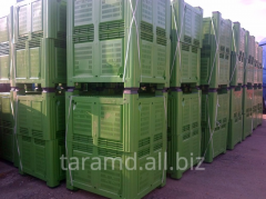 Containers for storage and transportation of fruit