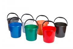 Bucket of 10 l.