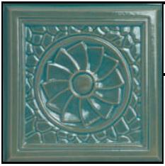 Плитка керамическая для печей