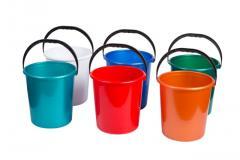 Bucket of 12 l.