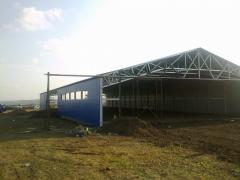 Склад, Ангар /Hangare si depozite agricole
