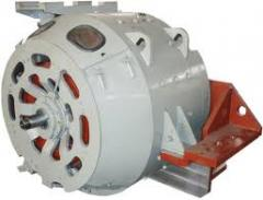 Generator of a direct curren