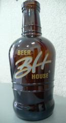 Bottles souvenir in Moldova