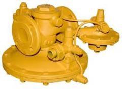 Регуляторы давления газа