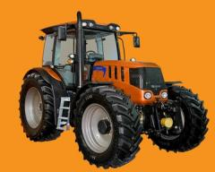 TERRION ATM 4200 tractor (200 h.p.)