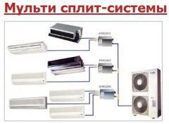 Sisteme split semi-industriale