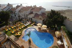Tile ceramic for the pool