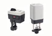 Servomotor pentru reglaj modulant Danfoss AME 15