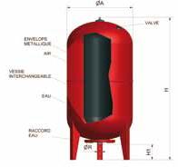 Vas de expansiune GITRAL HP 16BAR