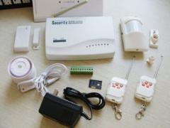 Беспроводные GSM сигнализации