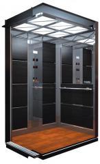Пассажирские лифты без машинные помещения и с