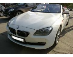Элитные автомобили BMW 640i