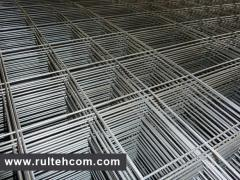 Grid the welded reinforcing BP-1. A grid for