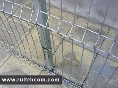 Eurofences from the producer. Welded panels. Gard