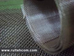 Grid woven (prosevny). Plasa zincata pentru cern