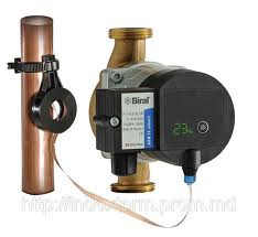 Pompa inteligenta la apa calda menagera Biral AXW