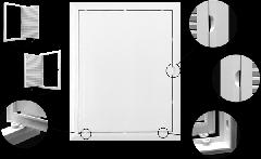 Дверки ревизионные