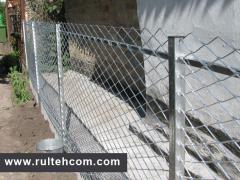 Columns metal. Stilpi pentru gard metalic