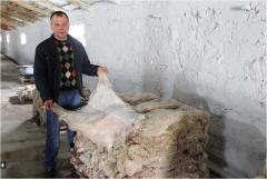 Кожаное сырье в Молдове на Экспорт