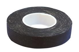 Insulating tapes on a cotton basis