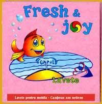 Мебельные салфетки Fresh & joy( Lavete pentru mobila)
