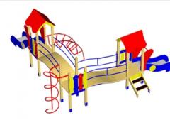 Игровые комплексы для детей от 3 до 6 лет