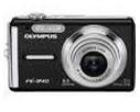 Цифровой фотоаппарат Olympus FE-340 Black