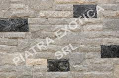 Stone natural facing 5+10sm chip color: Gray