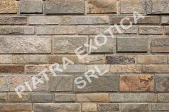 Stone natural facing 5+10sm facet color: Golden
