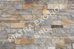 Камень натуральный облицовочный 2,5+5см цвет: Dioli