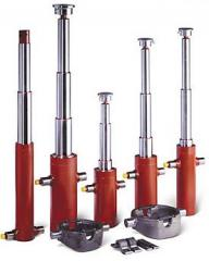 Hydraulic cylinders Telescopic
