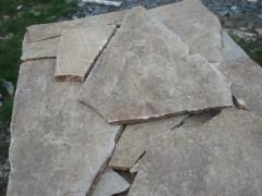 Slate quartz color: Caramel