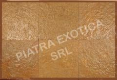 Stone natural facing color: French Vanila