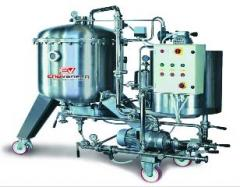 Оборудование для фильтрации вина