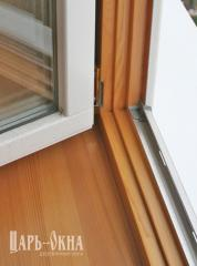 Window sills wooden